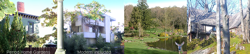 Period Home Garden HG Landscape Residential